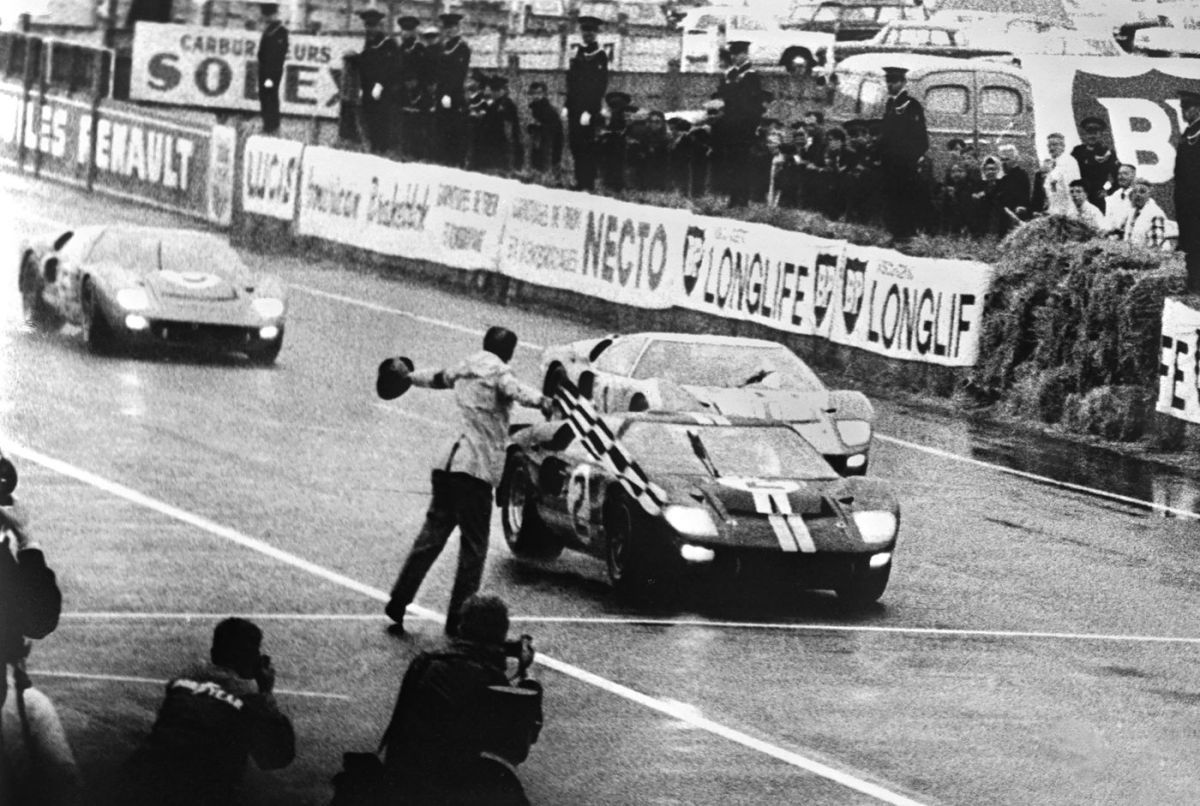 Le Mans '66 (Aka Ford vFerrari)
